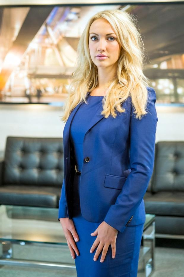Derry-born Dr Leah Totton won BBC's 'The Apprentice' search for talent series in 2013