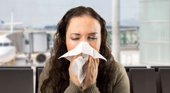 How to ensure your business trip doesn't end up with a dose of the flu