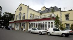 Tetrarch completed its purchase of the Citywest Hotel in Q1