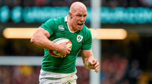 Irish Rugby legend Paul O'Connell set up his firm Nellcon Ltd in 2005