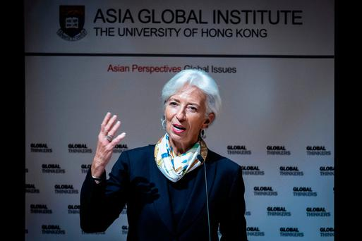 China exporting debt through 'Silk Road' projects, International Monetary Fund  chief warns