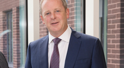 Cairn Homes CEO Michael Stanley