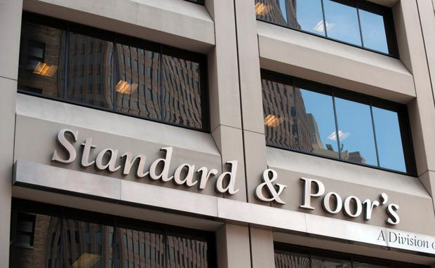 New York-based Standard and Poor's is to create an unspecified number of managerial, analytical and support jobs in Dublining Photo: AFP/Getty