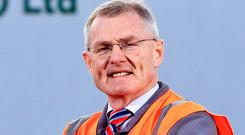 LacPatrick chief executive Gabriel D'Arcy