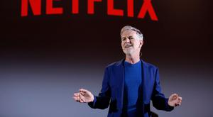 Reed Hastings co-founder and chief executive of Netflix. Photo: Getty Images
