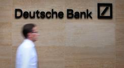Deutsche Bank inadvertently transferred €28bn to the wrong account. Photo: PA
