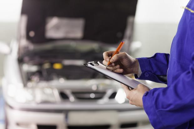 Pre-tax profits at the firm that operates the National Car Test (NCT) last year dipped by 16pc to €7.58m, due to a decrease in the number of tests carried out. Photo: Stock image