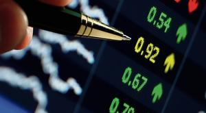 Global shares were on their way to the longest losing streak of the year yesterday as an advance in US bond yields beyond 3pc and warnings from top global firms about rising costs fed fears that a boom in earnings may have peaked. (stock picture)