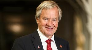 Norwegian Air Shuttle chief executive Bjorn Kjos has softened stance on IAG