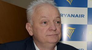 Eddie Wilson, Ryanair's chief people officer says 'little progress' has been made in Irish talks. Photo: AFP/Getty Images