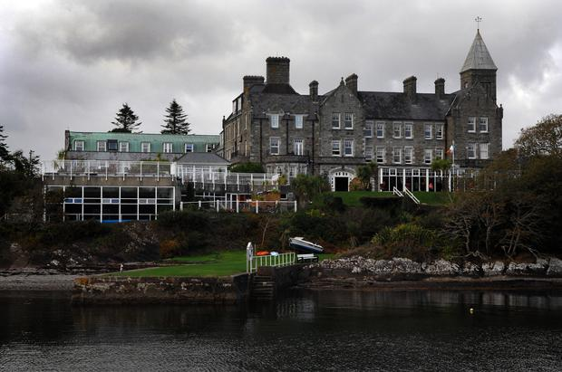 Parknasilla in Co Kerry was bought by a consortium for €11m