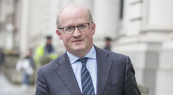 Central Bank Governor Philip Lane