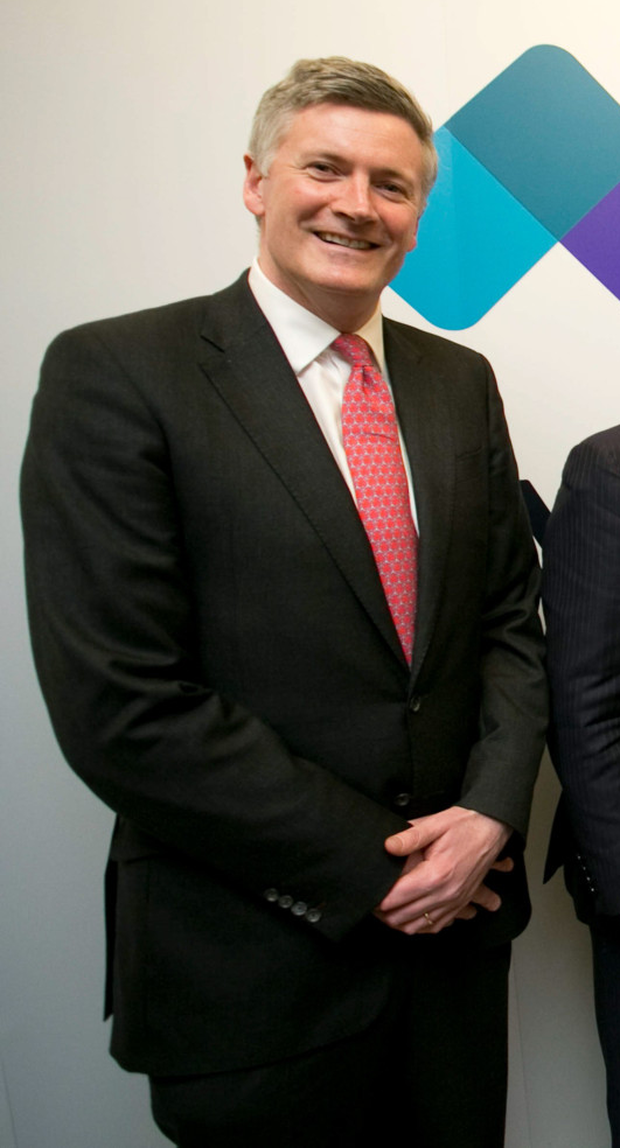 Dr Adrian Howd, CEO Malin. Photo: Colm Mahady / Fennells