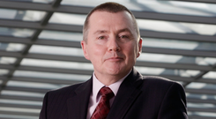 Expanding: IAG chief executive Willie Walsh.