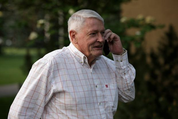 John Malone chairman of Liberty Global