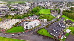 The office investment is located on Grace Park Road in Athlone and is fully-let to the Commissioner of Public Works in Ireland