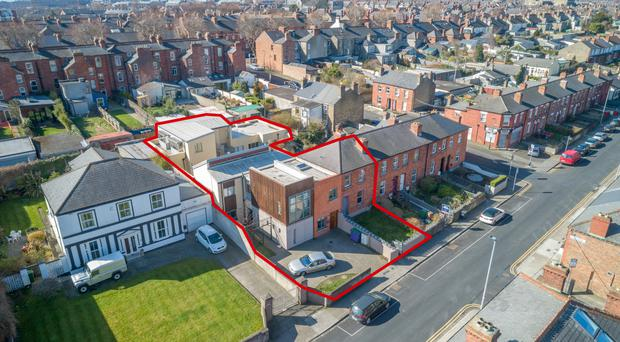 Woodville is currently producing gross rental income of €163,840 per annum