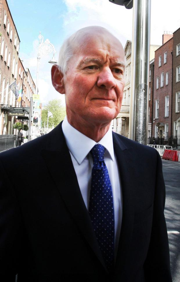 "Former watchdog Patrick Neary described INBS governance as ""very, very poor"""