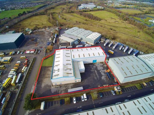 The Odlums Facility at Westpoint Business Park in Mulhuddart, Dublin 15