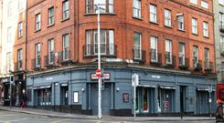 The lease on Nos 38-40 Parliament Street is 21 years unexpired