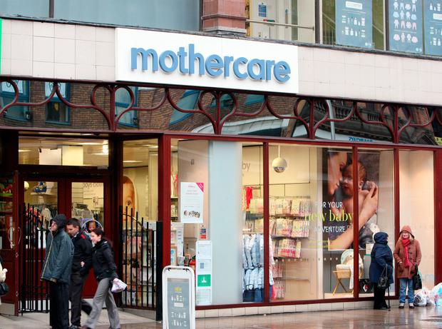 Havant NOT on a leaked list of Mothercare closures