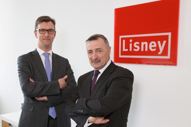Lisney MD Duncan Lyster, and Tony Morrissey, MD of Morrissey's