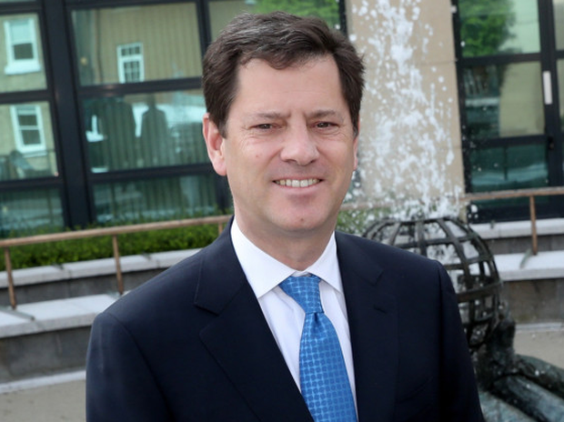 CEO Tony Smurfit said talks on deal started last February. Photo: Maxwell Photography
