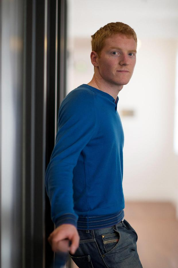 Stripe co-founder Patrick Collison. Photo: 2012 Bloomberg Finance LP