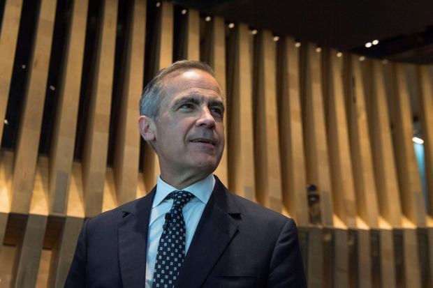 Mark Carney. Photo: Reuters