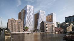 Google completed its acquisition of the Boland's Quay scheme