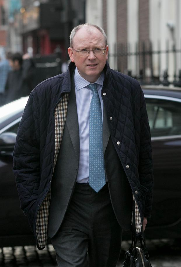 PTSB chief Jeremy Masding