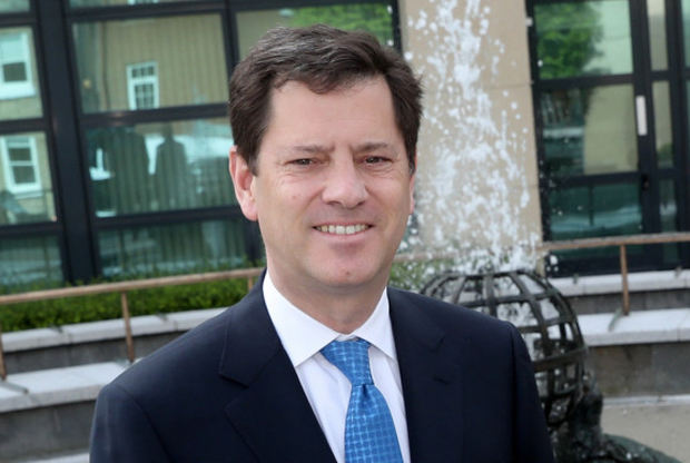 Smufirt Kappa's Tony Smurfit. Photo: Maxwell Photography