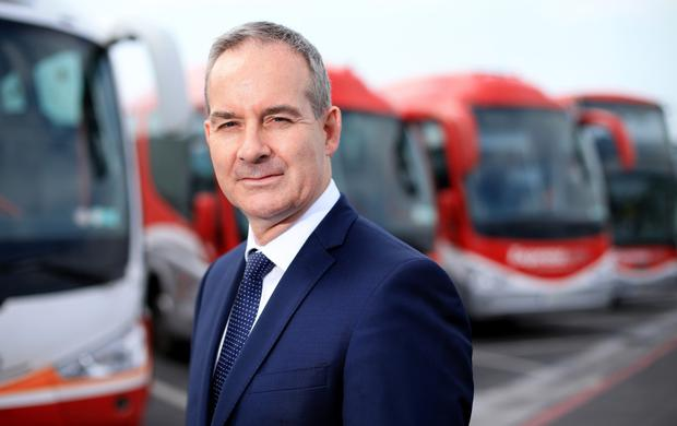 Bus Éireann CEO Ray Hernan. Photo: Gerry Mooney