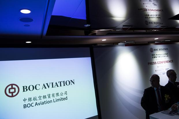 BOCAviation Ireland is a subsidiary of leading Asia-based aircraft leasing company BOCAviation. Photo: Bloomberg