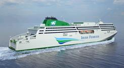 Irish Ferries - W. B. Yeats