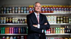 Unilever CEO Paul Polman has recommended the move