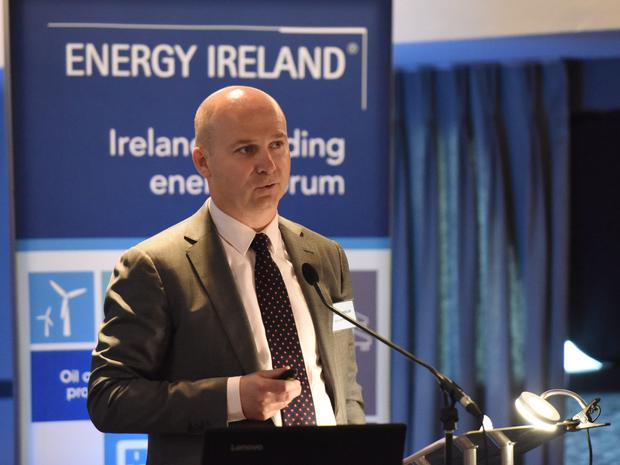 Stephen Wheeler, SSE Ireland