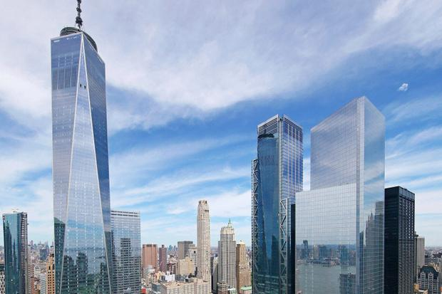 New office space at the World Trade Centre is coming onstream at a time when subleasing is exerting downward pressure on rents