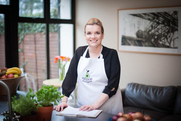 Pip & Pear owner Irene Queally is close to signing contracts in Germany and the Netherlands