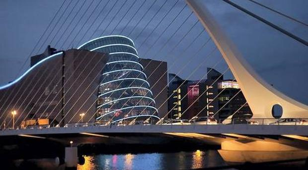 Dublin rises to sixth in Europe for commercial real estate investment