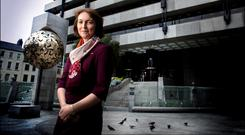Central Bank deputy governor Sharon Donnery