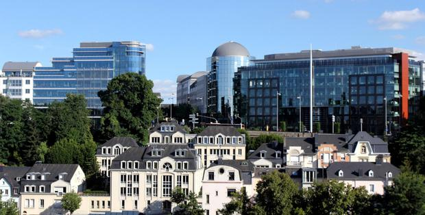 While the small city of Luxembourg is drawing London firms opening up a post-Brexit presence in the EU, larger office spaces are in short supply