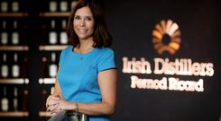 Claire Tolan is the new managing director of Irish Distillers