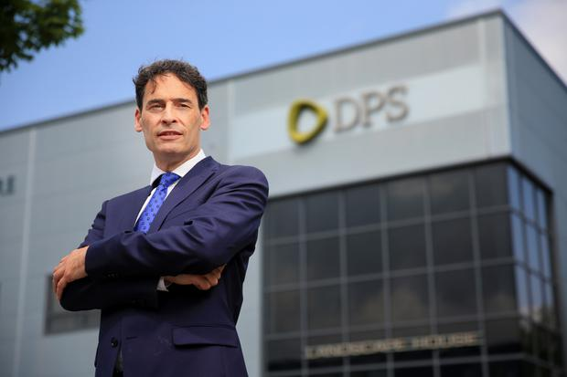 Brian Donohoe, Chief Operations Officer of DPS pictured for business. Photo: Gerry Mooney