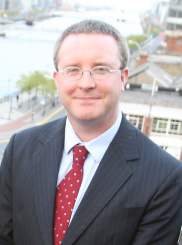 Simon Barry, chief economist with Ulster Bank