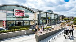 Green Reit's €147m sale of Westend Retail Park in Blanchardstown, Dublin 15, was the second-largest deal in Q2 – it was pipped by the sale of a €160m Dublin office portfolio