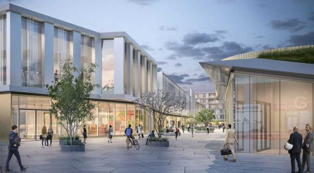 South Dublin shoppers to see swathe of new retail schemes