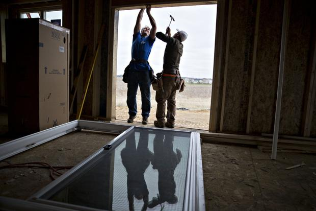 Home builder warns of tight labour and material supply in UK.