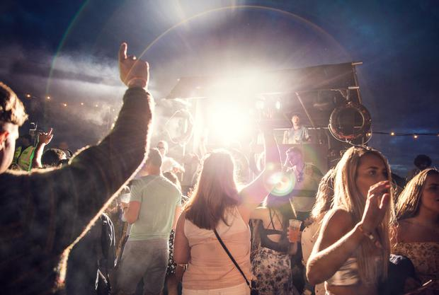 Brands are desperate to be on song at music festivals.