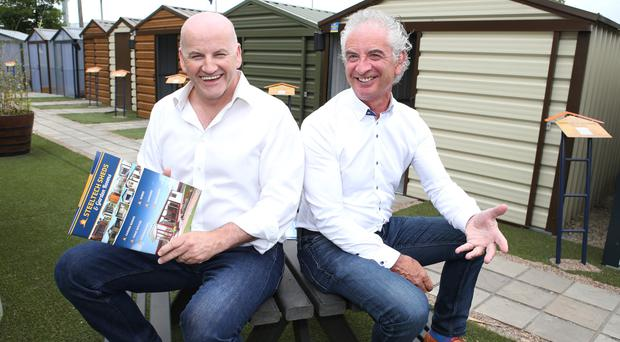Steel shed boss shows his mettle
